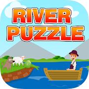 River Puzzle - IQ Test Mind 2.0