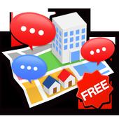 完全無料の出会系チャット掲示板アプリ|マップトーク 1