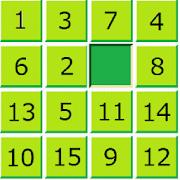 スライドパズル 15パズル 4.2