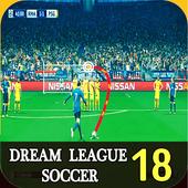 New Dream League Soccer 2018 Hints 1.0.0