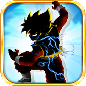 Shadow Goku Saiyan Final Battle 1.0