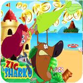 Zig und Sharko Adventures World 1.5