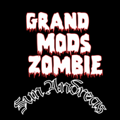 Grand zombie in Sun Andreas : crime gang mods 1.0
