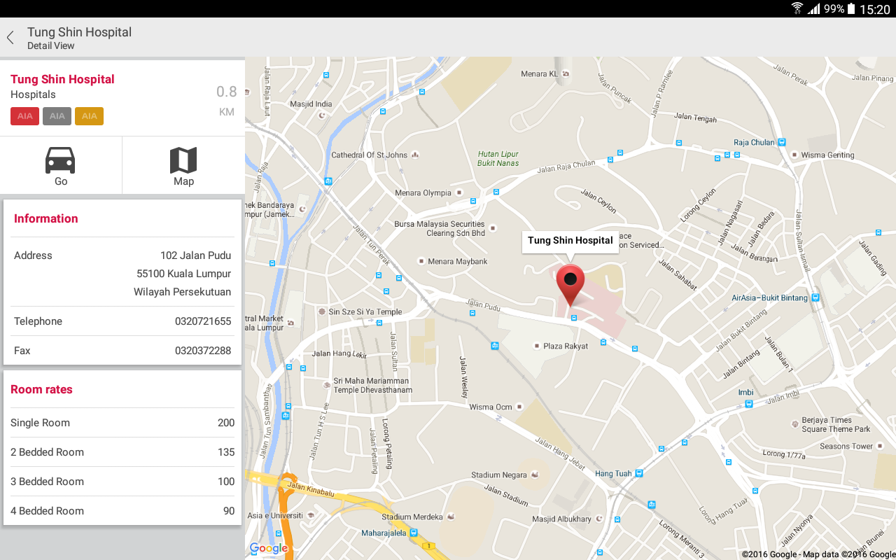 AIA Locator 1 15 APK Download - Android Travel & Local Apps