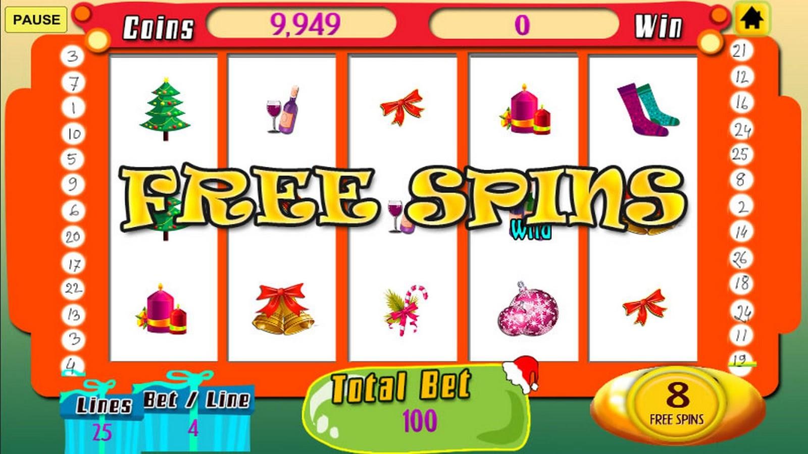 Симулятор игровых автоматов на андроид
