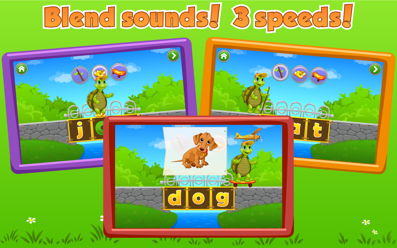 Learn to Read with Tommy Turtle 3 7 6 APK Download - Android