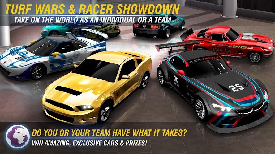 Racing Rivals MEGA Mod - ver 4.3.1