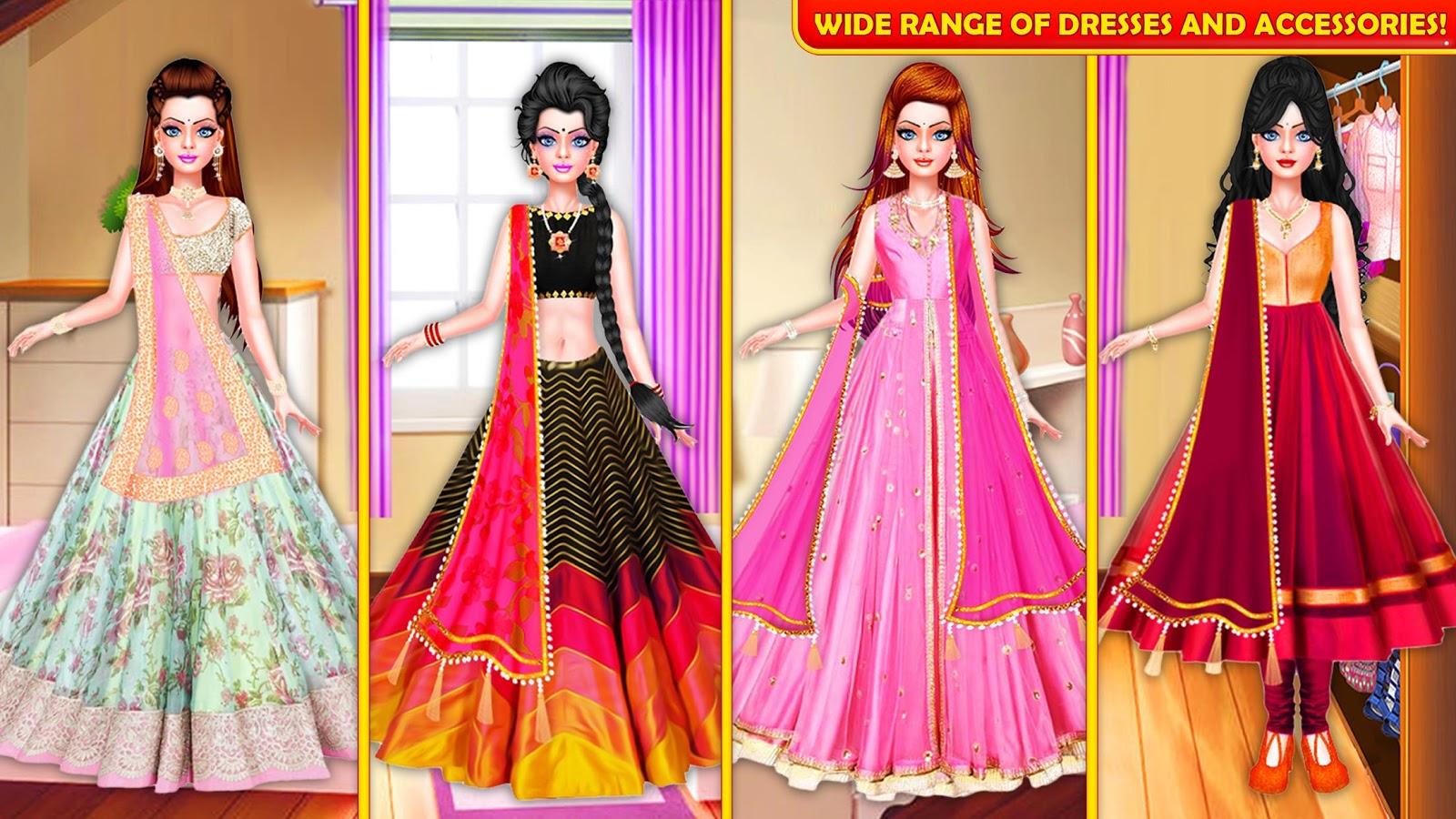 Indian Bride Dress Up Games Play Free Online Raveitsafe