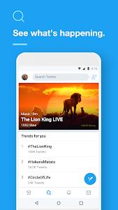 com.twitter.android  screenshot 1