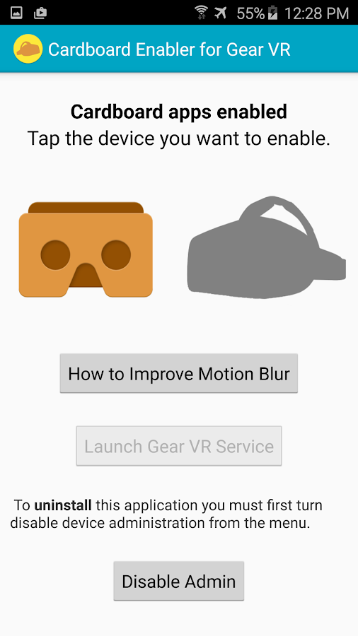 CB Enabler for Gear VR 0 90 APK Download - Android Tools Apps