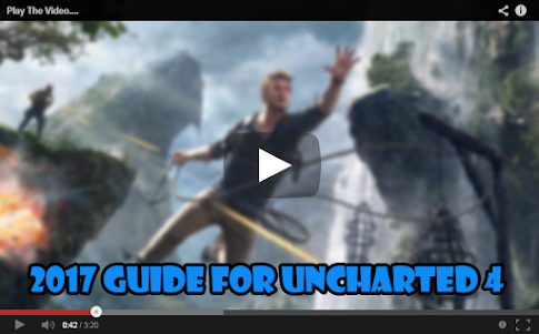 2017 Guide for Uncharted 4 1.1 screenshot 2