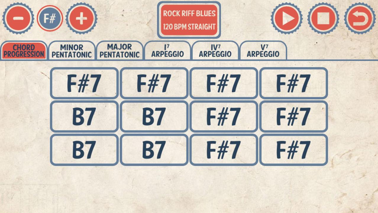 Blues Guitar Jam Tracks 1523909980 Apk Download Android Music