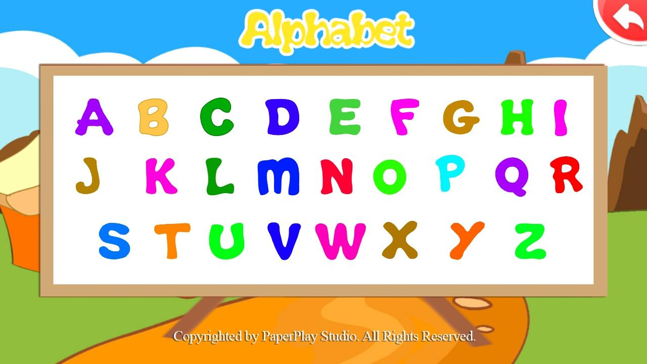 Belajar Huruf Dan Angka 22 Apk Download Android Educational Games
