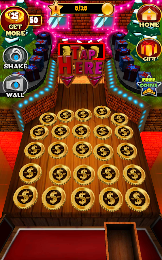 Coin Dozer : Casino Tour Game 1 0 APK Download - Android Casino Games