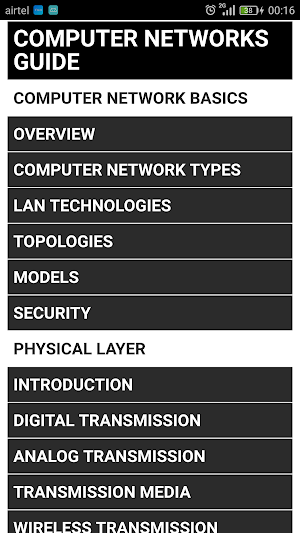 Data Communication and Computer Network (DCN) 1 1 0 APK