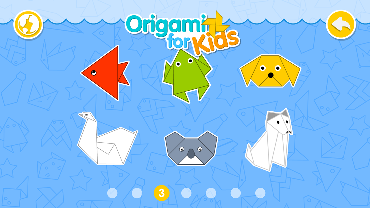 Origami for kids 12 apk download android education apps origami for kids 12 screenshot 8 jeuxipadfo Choice Image