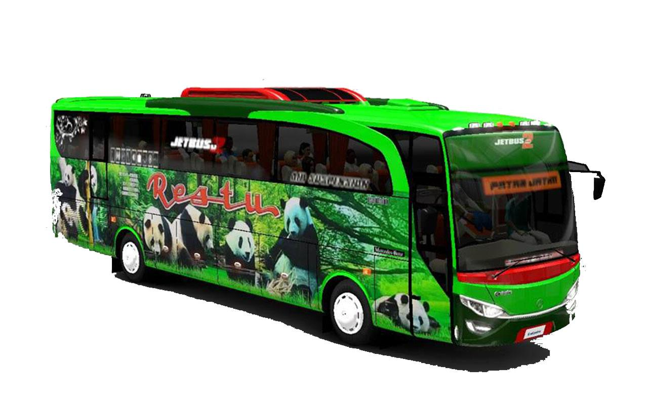 Download Bus Restu Panda Game 1.0 APK - Android Racing ألعاب