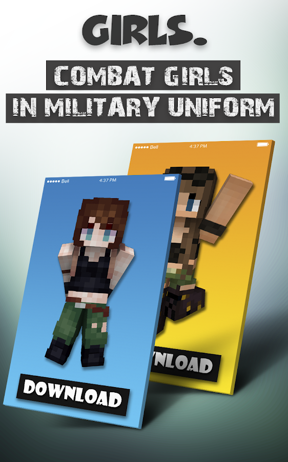 Military Skins For Minecraft PE APK Download Android - My little pony skins fur minecraft