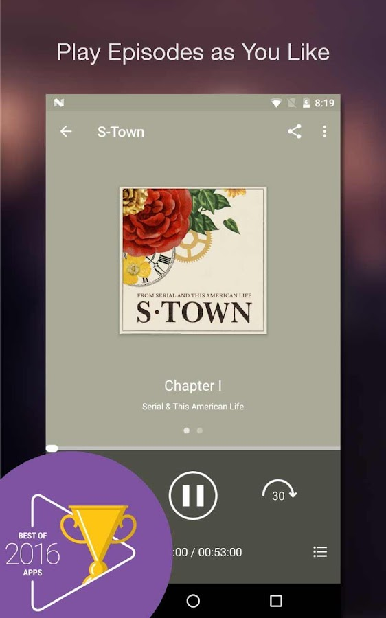 Podcast Player 5 7 5-190508115 r1a805d3 APK Download