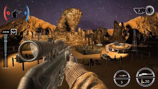 Mountain Sniper Shooting: 3D FPS 7.6 screenshot 6
