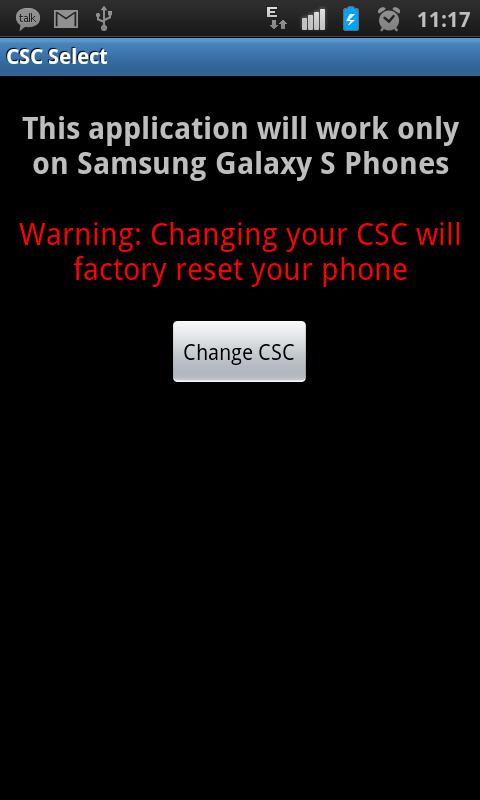 Samsung Galaxy S / S2 / S3 CSC 1 3 APK Download - Android