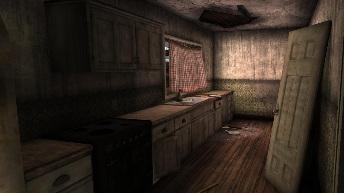 House of Terror VR 360 Cardboard horror game 5 2 APK + OBB (Data