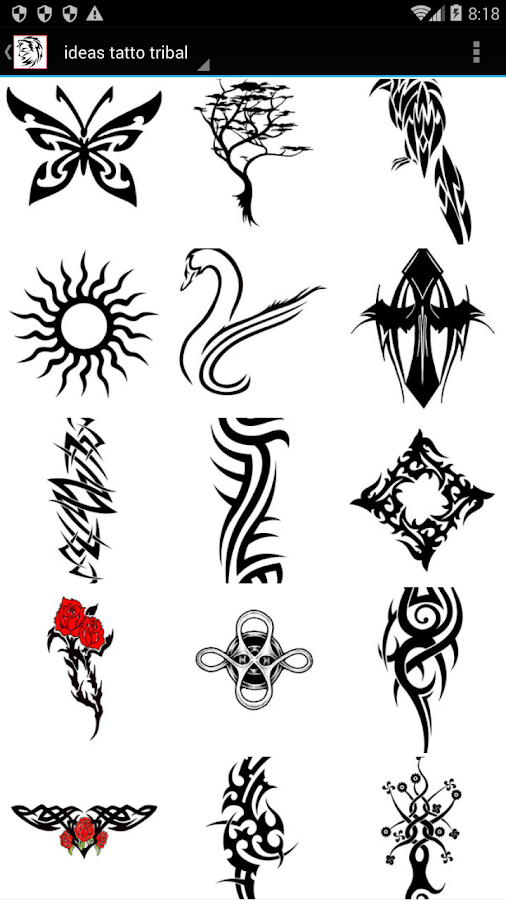 Tribal Tattoo Wallpaper 10 Apk Download Android