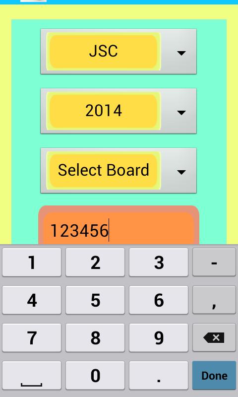 HSC SSC JSE PSC Result 2 1 1 APK Download - Android