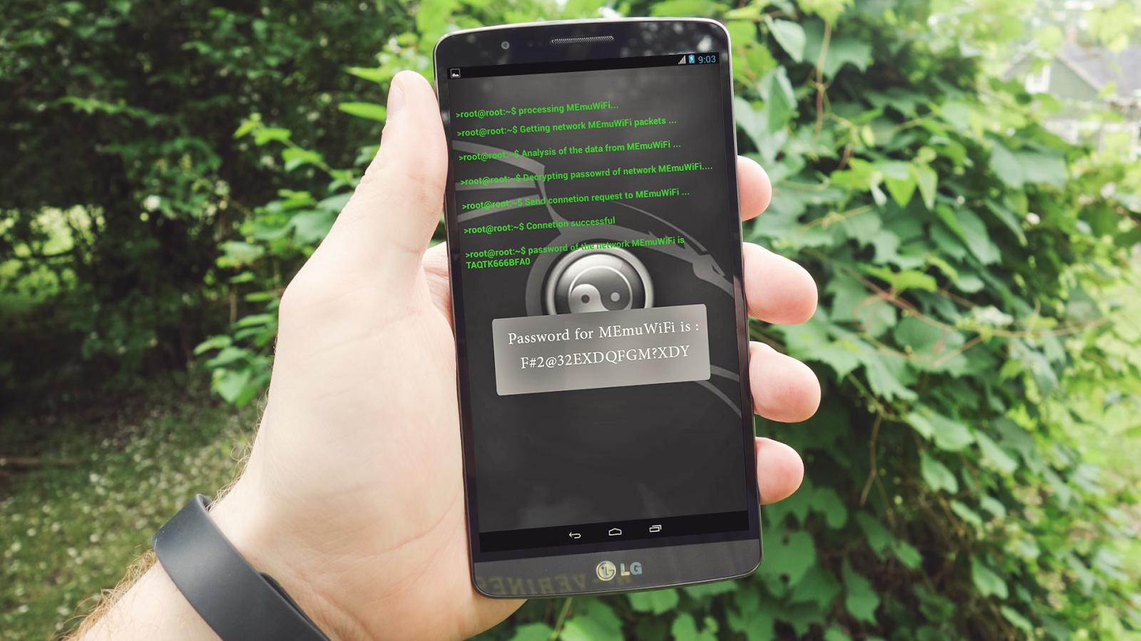 wifi wps pin wpa2 hack prank 5 0 6 APK Download - Android