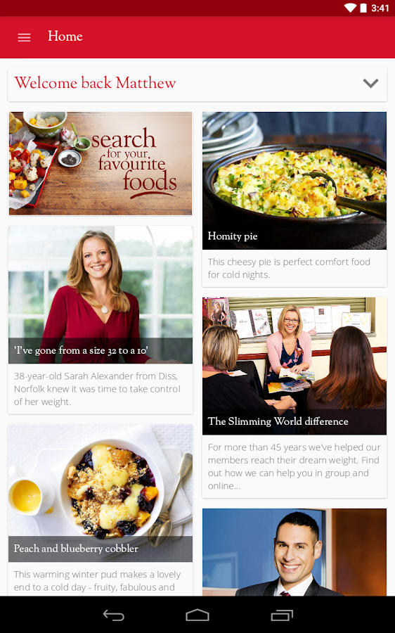 Slimming World 3 6 5 Apk Download Android Lifestyle Apps