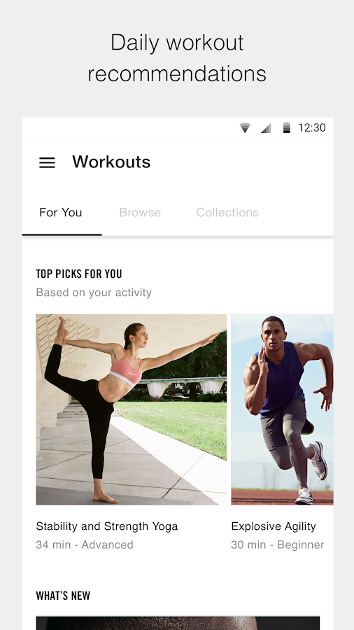 4967f3d89e58d Nike Training Club - Workouts   Fitness Guidance 5.18.1 APK Download ...