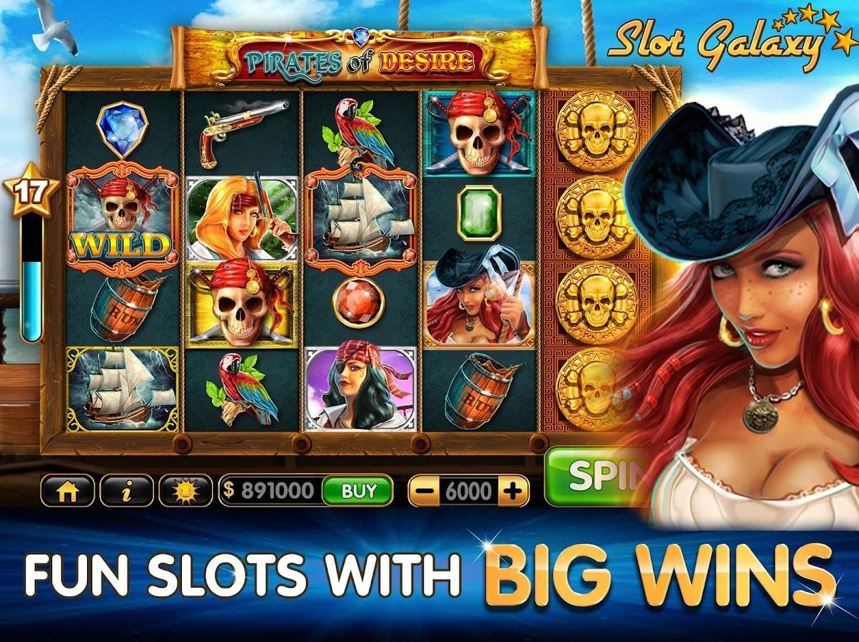 Slot Galaxy Games