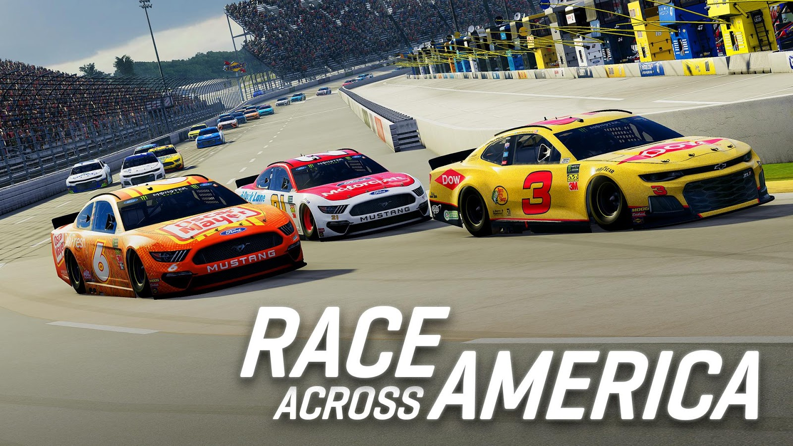 NASCAR Heat Mobile 3 1 2 APK Download - Android Racing Games