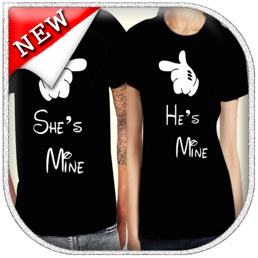 29f4230810 Teen Shirts Couple Design 1.1 APK Download - Android Lifestyle Apps