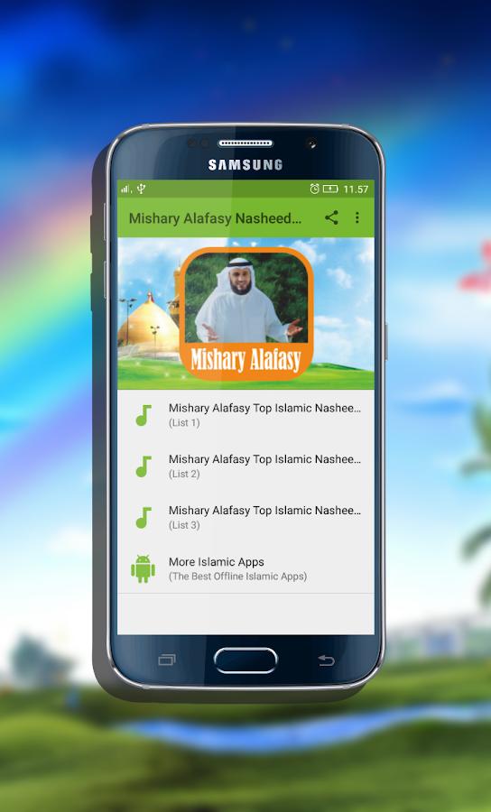 Mishary Alafasy : Top Islamic Nasheed 2018 4 0 APK Download