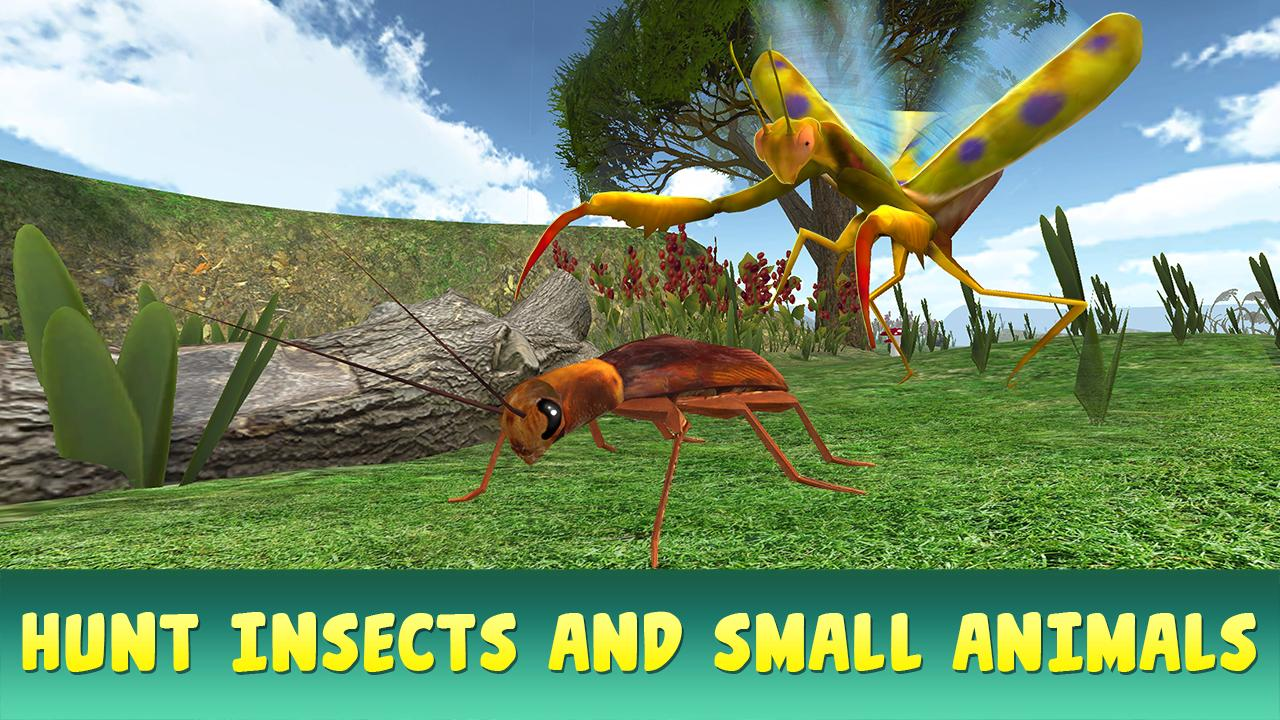 Mantis Insect Life Simulator 1 1 0 APK Download - Android Simulation
