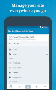 WordPress – Website & Blog Builder 5.3 screenshot 13