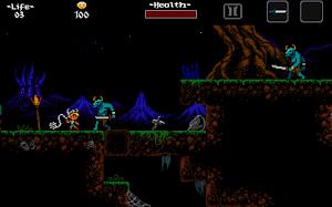 Ghoulboy - Dark sword of Goblin-Action platform 1 03 APK Download