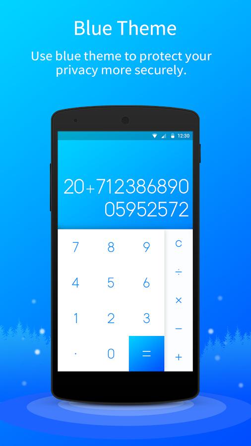 Private Dating, Hide App- Blue for PrivacyHider 1 0 1 APK Download
