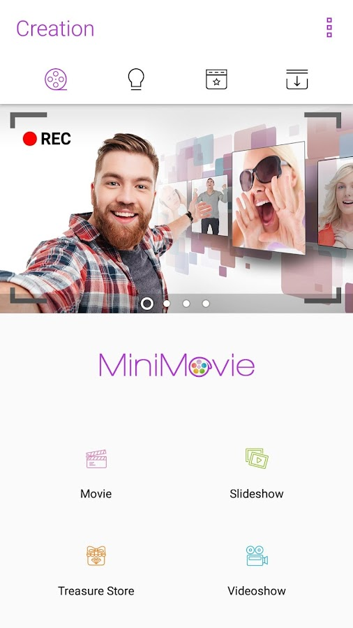 MiniMovie - Free Video and Slideshow Editor APK Download - Android