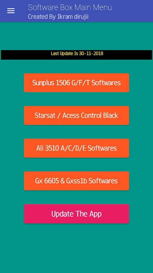 Software-Box 6 0 APK Download - Android Tools Apps