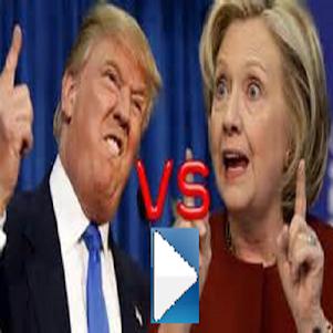 Trump V Hillary: The Game! 1.0 screenshot 1