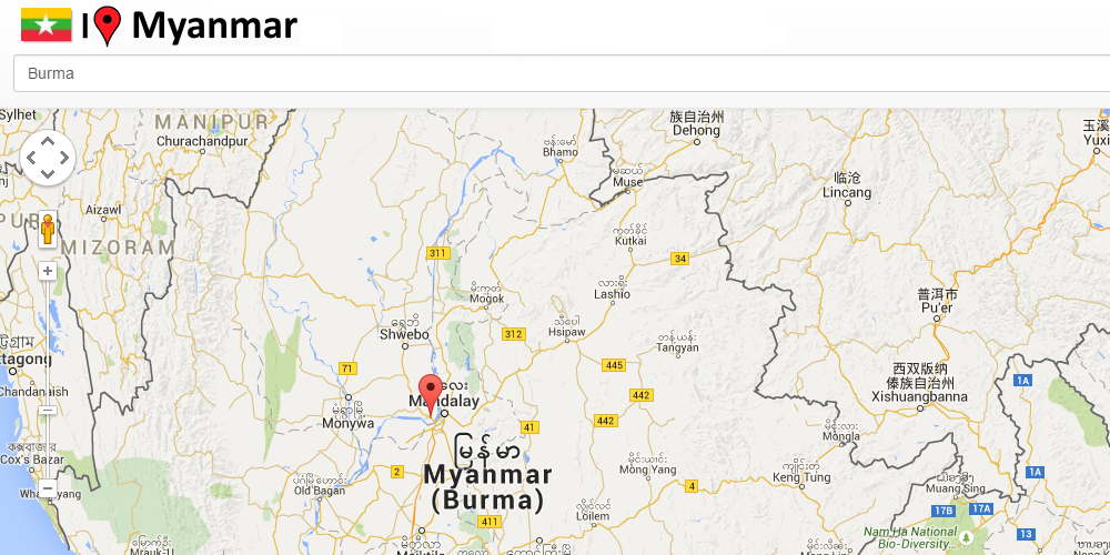 Myanmar Yangon Map 2 6x Apk Download Android Tools Apps