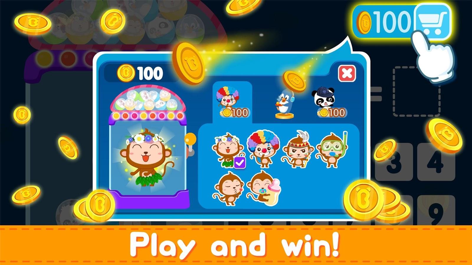 Little Panda Math Genius - Education Game For Kids 8.25.10.00 APK ...