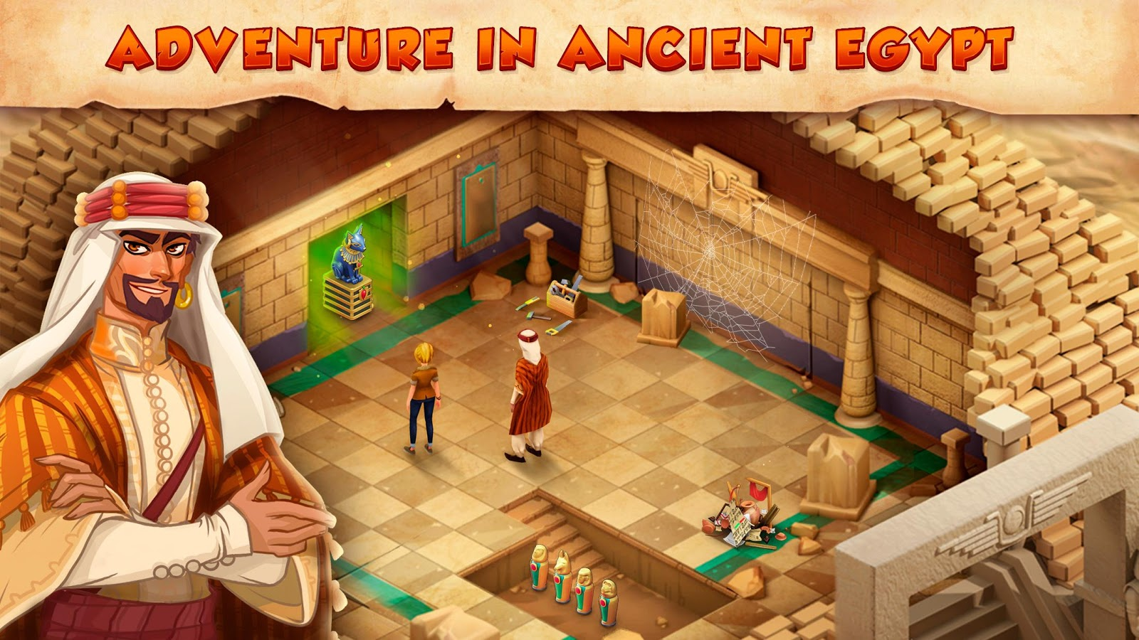 My Museum Story: Mystery Match 1.49.2 APK Download - Android Puzzle ...