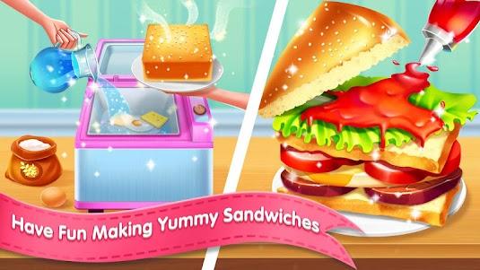 Deli Sandwich Shop - Kids Cooking Game 1.8.3935 screenshot 1