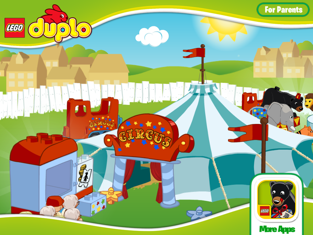 Lego Duplo Circus 120 Apk Download Android Educational Games