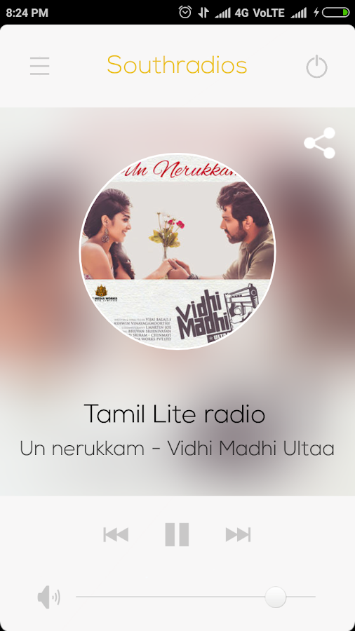 Tamil Melody Hit Songs Radio 2 0 APK Download - Android
