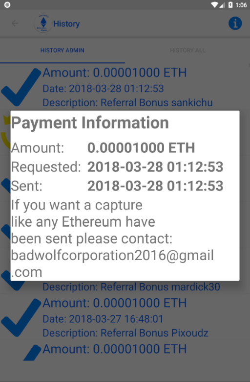 Ether Maker - Free Ethereum 1 1 6 APK Download - Android