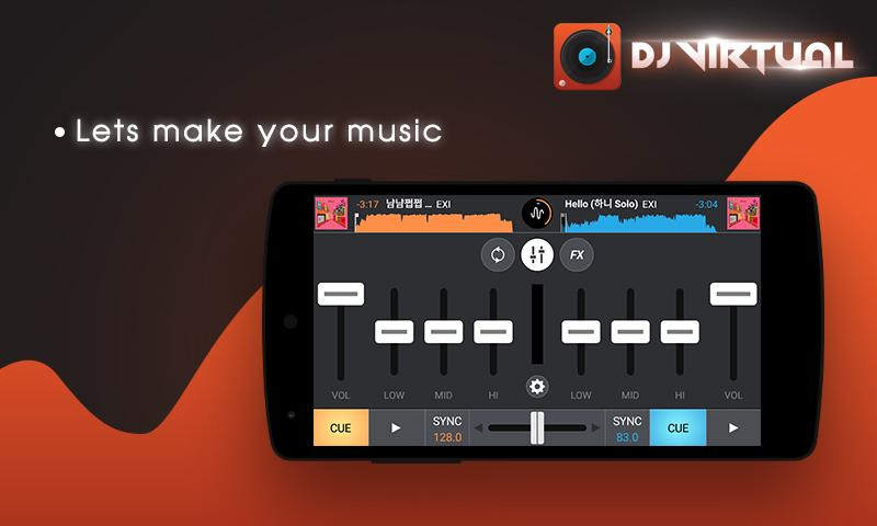 DJ Mixer Player with My Music 1 7 4 APK Download - Android